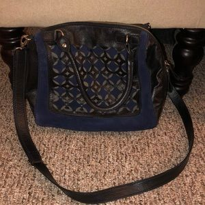 Isabella Fiore Leather Bag